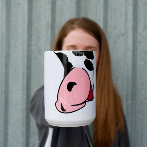 Cow Snout Mug