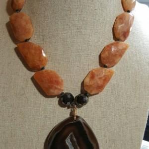 Earthy Elegant Necklace
