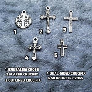 Personalized Saint Gabriel the Messenger Necklace