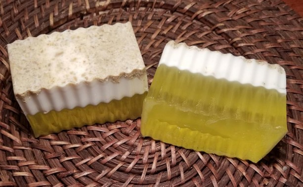 Set of 2 Amazing Loaf Soap