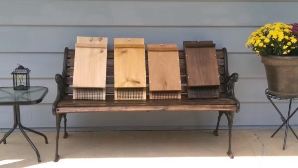 Build Your Own Bat House Kit