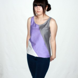 Milwaukee Purple Organic Tank Top