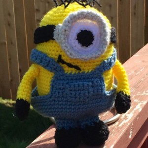 Minion Stuffy