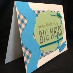 Best Friend New Baby Card, Friend Baby Card, Best Friend Congrats, New Little Man, Best Friend New Mom, New Parents, Big News Baby