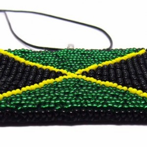 Jamaican Beaded Necklace Unisex