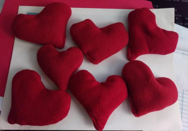 You Warm My Heart Microwave Reheatable Handwarmer