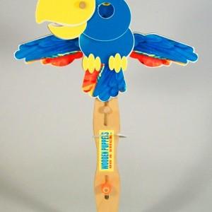 Wooden Puppet- Parrot