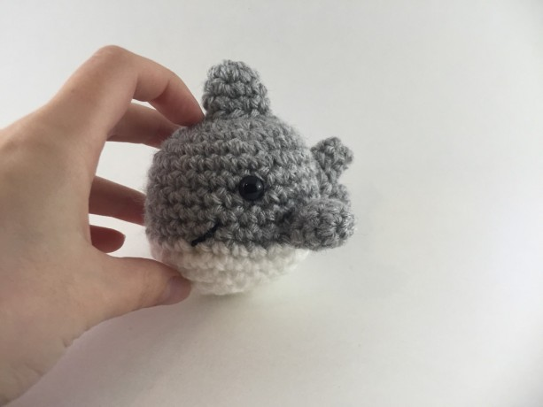 Amigurumi Mini Devil Crochet Pattern | 460x613