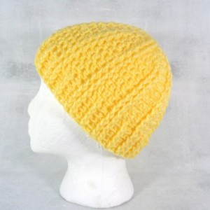 yellow beanie - winter beanie hat - beanie hat - skull cap - gift under 25 - holiday gift - Christmas gift - stocking stuffer - warm beanie
