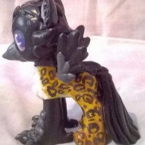 Custom OOAK Griffin Mlp Collectible