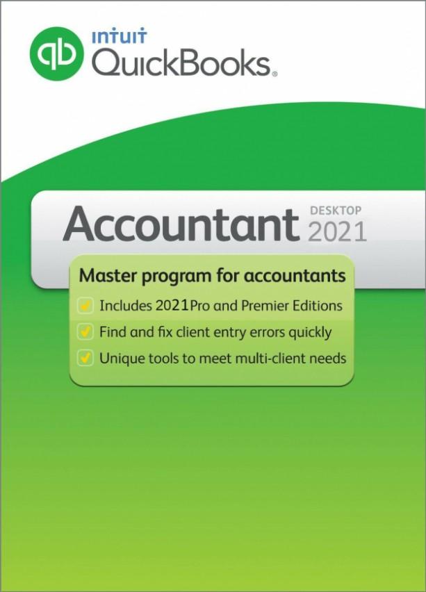 quickbooks accountant desktop 2021