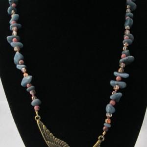Evening Bird Necklace