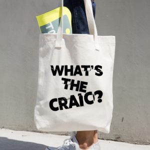 What's the Craic Tote