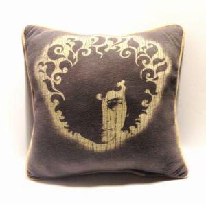 Bob Dylan T-shirt pillow