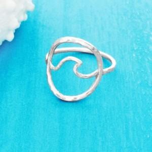 Endless Wave Ring