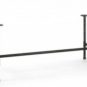 "Black Pipe BAR HEIGHT Table Frame/Table Legs ""DIY"" Parts Kit--Black Pipe- 1"" x 40"" tall x 66"" long x 24"" wide"