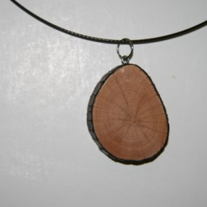 Mountain Laurel Necklace - 1