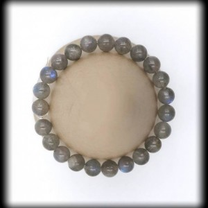 Labradorite Solid Bracelet for Raising your Consciousness