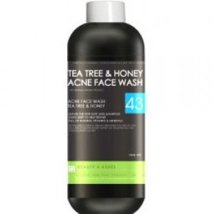 Tea Tree & Honey Face Wash