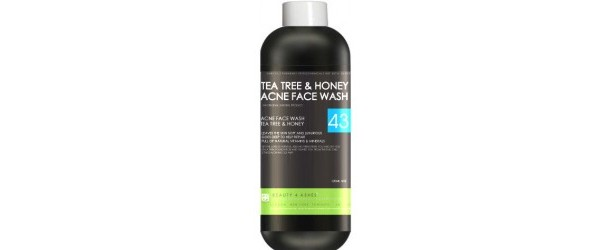 Tea Tree & Honey Face Wash