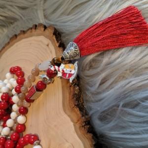Mala Prayer Bead Theme Kappa Alpha Psi 108 Beads