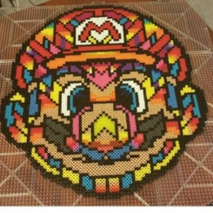 Iron Bead Art