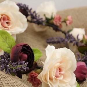 Berries and Roses Crown