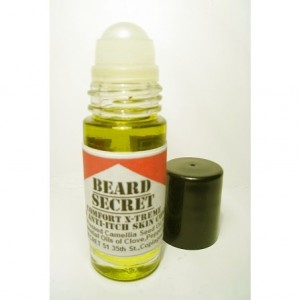 BEARD SECRET Comfort X-Treme Beard Oil & Anti-Itch Skin Conditioner