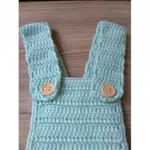 Baby romper. crochet. Crochet modern. Baby. Babies. Clothes baby. Clothes babies. pelele. Handmade. Crochet photo props. Crochet baby.Babies