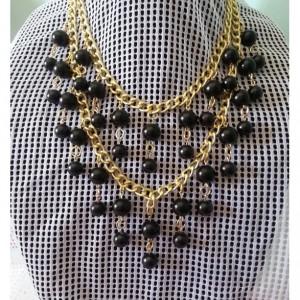 2 Broke Girls Inspired Necklace
