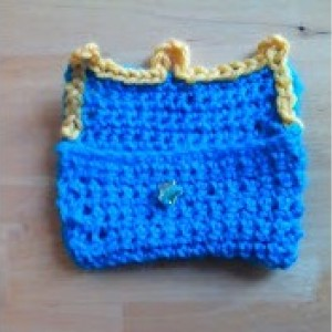 Little crocheted purses