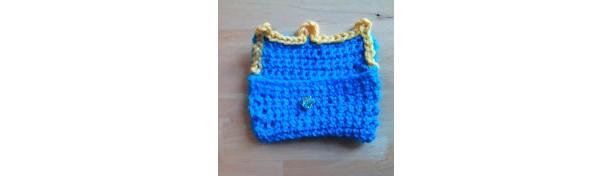Little crocheted purses