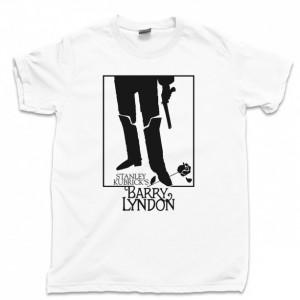 Stanley Kubrick Men's T Shirt, Barry Lyndon Film Movie Unisex Cotton Tee Shirt