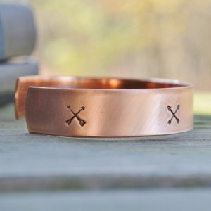 Wild And Free Cuff Bracelet