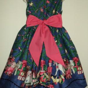 NEW Handmade Muppets Kermit Blue Dress Custom Sz 12M-12Yrs