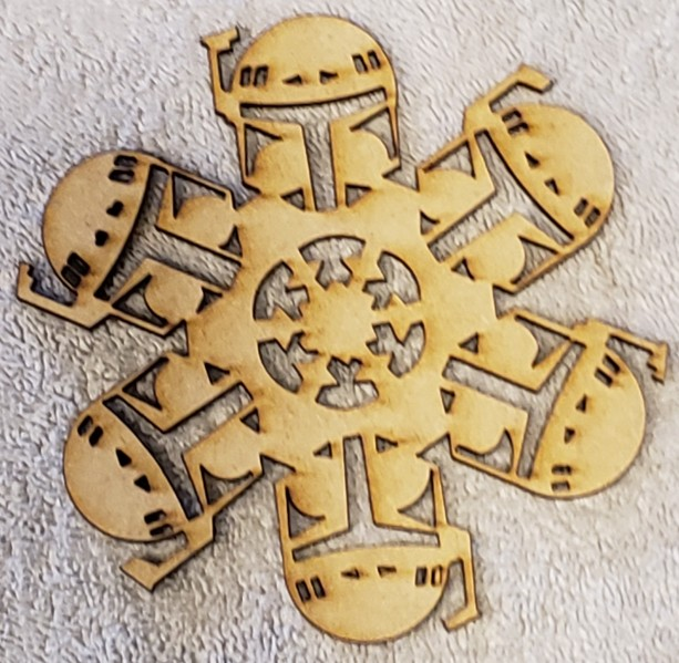 Fett Snowflake