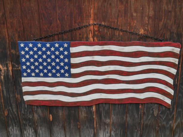 Huge American Flag