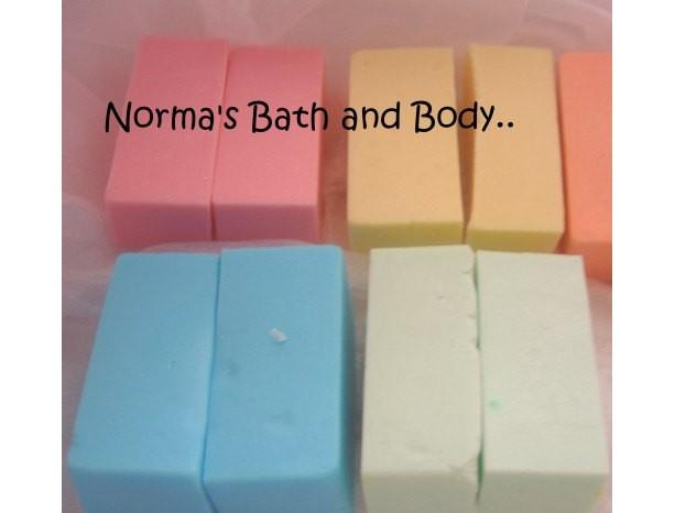 soap samples. set of 25