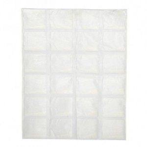 MOISTURESORB Medical Waste Clean Up Solidifier Pads: 300 Feet x 18 Inches Roll