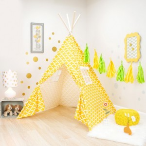 Corn Yellow Kids Teepee