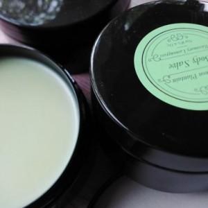 Natural Plantain Salve/ Herbal Healing Salve/ Organic Skin Soothing Salve/ 6+ oz