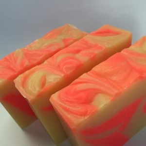Love spell (type) handmade soap, vegan soap, gift for her