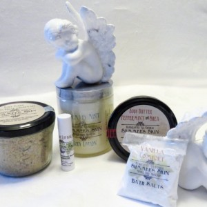 Gift Set, Summer's Skin Warm & Cozy
