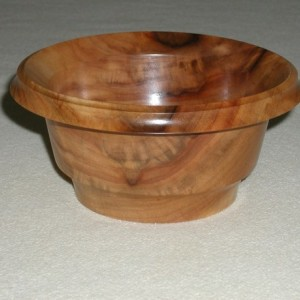 Wood Bowl Camphor