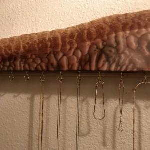 Necklace Display Rack