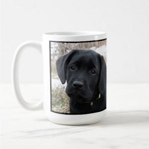 Black Labrador Coffee Mug - Labrador Mug - Black Lab Cup - Labrador Gift - Labrador Retriever - Dog Lover Gift - Lab Mug