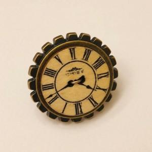 Steampunk Clock Ring