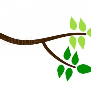 Tree Branch Wall Decal Sticker