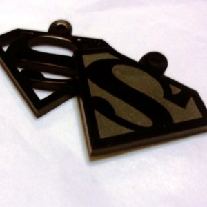 Superman,charms superman,cell charms,laser cut charms,super hero