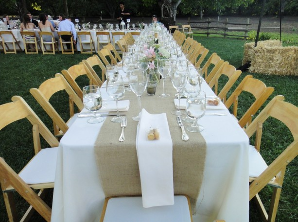 120 x 15 inch burlap table runners fit 8ft long tables for 12 ft table runner